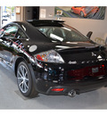 mitsubishi eclipse 2012 black hatchback gt gasoline 6 cylinders front wheel drive automatic 76903