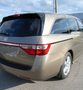 honda odyssey 2011 beige van gasoline 6 cylinders front wheel drive automatic 46219