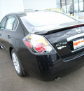 nissan altima 2012 black sedan gasoline 6 cylinders front wheel drive automatic 46219