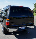gmc yukon 2004 black suv gasoline 8 cylinders rear wheel drive automatic 98371