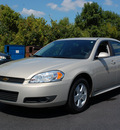 chevrolet impala 2010 gold sedan lt flex fuel 6 cylinders front wheel drive automatic 27330