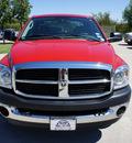 dodge ram pickup 2500 2009 red slt diesel 6 cylinders 4 wheel drive automatic 76205
