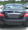 nissan maxima 2009 black sedan gasoline 6 cylinders front wheel drive automatic 33884