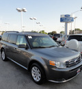 ford flex 2009 gray suv gasoline 6 cylinders front wheel drive automatic with overdrive 60546