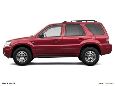 mercury mariner 2006 red suv luxury gasoline 6 cylinders front wheel drive automatic 34788