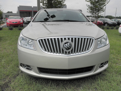 buick lacrosse 2010 gold sedan cxl gasoline 6 cylinders front wheel drive automatic 34788