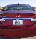 hyundai sonata 2011 red sedan gls gasoline 4 cylinders front wheel drive automatic 76018