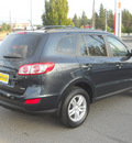 hyundai santa fe 2012 pacific blue suv gls gasoline 4 cylinders all whee drive shiftable automatic 99208