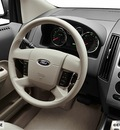 ford edge 2010 silver suv sel gasoline 6 cylinders all whee drive automatic 44060