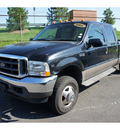 ford f 350 super duty 2002 black lariat gasoline 10 cylinders 4 wheel drive automatic 07060