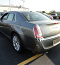 chrysler 300 2011 gray sedan c gasoline 8 cylinders rear wheel drive 5 speed automatic 60915