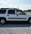 chevrolet trailblazer 2003 white suv ls gasoline 6 cylinders rear wheel drive 4 speed automatic 27569