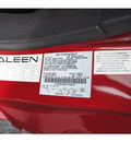 ford mustang 2005 redfire saleen nav gasoline 8 cylinders rear wheel drive 5 speed manual 07724
