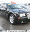 chrysler 300 2005 black sedan c gasoline 8 cylinders rear wheel drive automatic 45840