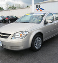 chevrolet cobalt 2009 silver sedan lt gasoline 4 cylinders front wheel drive automatic 45840