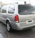 chevrolet uplander 2005 silver van ls gasoline 6 cylinders front wheel drive automatic 45840