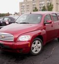 chevrolet hhr 2009 dk  red suv lt gasoline 4 cylinders front wheel drive automatic 61832