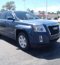 gmc terrain 2012 blue suv sle 2 flex fuel 4 cylinders front wheel drive automatic 28557