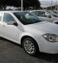 chevrolet cobalt 2010 white sedan lt gasoline 4 cylinders front wheel drive automatic 34474