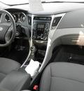hyundai sonata 2011 silver sedan gls gasoline 4 cylinders front wheel drive automatic 34474