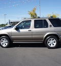 nissan pathfinder 2002 beige suv le gasoline 6 cylinders 4 wheel drive automatic with overdrive 98371