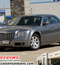 chrysler 300 2006 silver sedan touring gasoline 6 cylinders rear wheel drive automatic 62034
