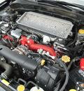 subaru impreza wrx 2008 dark grey wagon sti gasoline 4 cylinders all whee drive 6 speed manual 80905