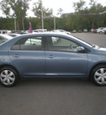 toyota yaris 2008 blue sedan gasoline 4 cylinders front wheel drive automatic 13502