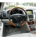 lexus rx 350 2009 lt  gray suv navigation pebble beach edition gasoline 6 cylinders all whee drive 07755