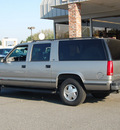 gmc suburban 1999 pewter suv gasoline 8 cylinders 4 wheel drive 4 speed automatic 99336