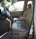 kia sedona 2003 green van ex gasoline 6 cylinders front wheel drive automatic with overdrive 98371