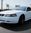 ford mustang 2000 white coupe gt gasoline v8 rear wheel drive automatic with overdrive 46410
