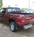 dodge ram 1500 2001 maroon pickup truck gasoline 8 cylinders rear wheel drive automatic 77379
