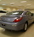 toyota camry solara 2007 blue coupe se gasoline 4 cylinders front wheel drive automatic 27707