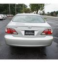 lexus es 300 2003 silver sedan premium package gasoline 6 cylinders front wheel drive automatic 07755