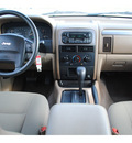 jeep grand cherokee 2004 silver suv laredo gasoline 8 cylinders rear wheel drive automatic with overdrive 77065