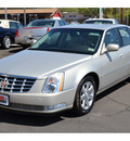 cadillac dts 2007 beige sedan gasoline 8 cylinders front wheel drive automatic 76903