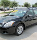 nissan altima 2012 black sedan s gasoline 4 cylinders front wheel drive automatic 33884