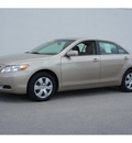 toyota camry 2007 tan sedan ce gasoline 4 cylinders front wheel drive automatic 33870