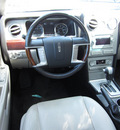 lincoln mkz 2008 silver sedan gasoline 6 cylinders all whee drive automatic 07735