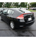 honda insight 2010 crystal black hatchback lx hybrid 4 cylinders front wheel drive cont  variable trans  07724