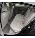 honda insight 2010 crystal black hatchback lx hybrid 4 cylinders front wheel drive cont  variable trans  07724