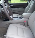 dodge durango 2012 white suv gasoline 6 cylinders all whee drive not specified 44024