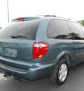 dodge grand caravan 2007 blue van sxt gasoline 6 cylinders front wheel drive automatic 27330