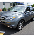 acura mdx 2008 dk  gray suv gasoline 6 cylinders all whee drive automatic 07044