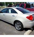 pontiac g6 2009 gold sedan gasoline 6 cylinders front wheel drive automatic with overdrive 08902