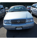 mercury grand marquis 2004 lt  blue sedan gs gasoline 8 cylinders rear wheel drive automatic with overdrive 08902