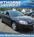 chevrolet impala 2008 black sedan ls flex fuel 6 cylinders front wheel drive automatic 07507