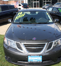 saab 9 3 2010 gray sedan sport gasoline 4 cylinders front wheel drive 6 speed manual 07702