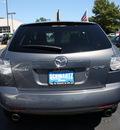 mazda cx 7 2008 grey suv sport gasoline 4 cylinders automatic 07702